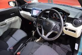 Suzuki Ignis Interior Suzuki Ignis A Small Crossover Perfect For Countries Like