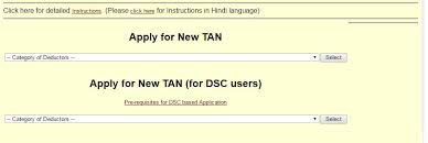 how to apply for tan number taxin