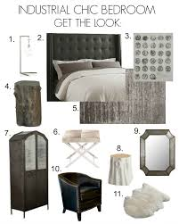 industrial chic bedroom ideas industrial chic bedroom inspiration board industrial chic