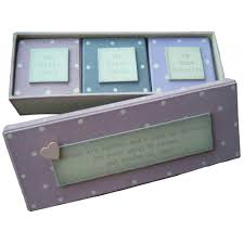 east of india baby triple keepsake box east of india from