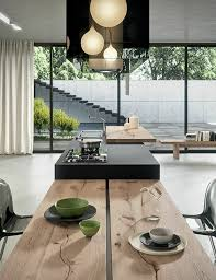 cuisine avec ilot table ilot cuisine castorama top la nouvelle collection de cuisines