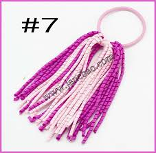 korker ribbon free shipping 50pcs 1 8 korker ribbon hair bows ponytail holder