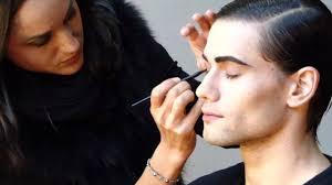 Halloween Makeup Dracula Dracula Backstage Du Clip