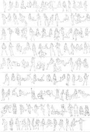 Anatomy Of Human Body Sketches 218 Best Drawing Reference Poses Images On Pinterest Drawing