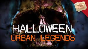 Origination Of Halloween by Halloween U0027s Urban Legends Youtube