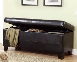 Padded Storage Bench Padded Storage Bench Seat Home Improvement 2017 Padded Storage
