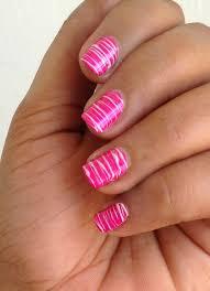 32 nail line designs nail polish and nail art designs new nail