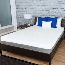 designed to sleep embrace 10 u0027 u0027 medium firm gel memory foam