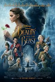 belle u0027s ear on the beauty and the beast poster popsugar