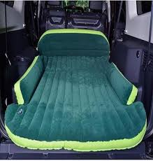 drive travel inflatable car mattress bed for suv minivan back seat