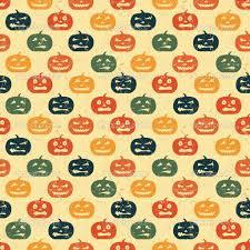 pumpkin pattern wallpaper