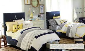Pottery Barn Sleigh Bed Kids Room Amazing Pottery Barn Kids Boys Rooms A Navy Blue