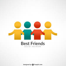 design free logo download best friends logo vector free download
