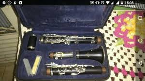 Buffet Crampon E11 by Clarinete Buffet Crampon E11 Madeira Instrumentos Musicais