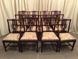 Victorian Dining Room Chairs by Antique Table U0026 Chairs Victorian Mahogany Dining Table U0026 12