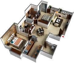 Plan De Maison Antillaise 1763 Sq Ft 3 Bhk 3t Apartment For Sale In Astro Maison Douce