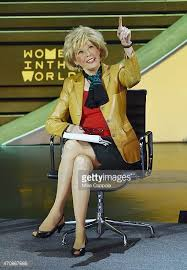 leslie stahl earrings lesley stahl stock photos and pictures getty images