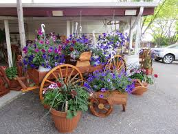unique and cute planters for flowers spring green wisconsin