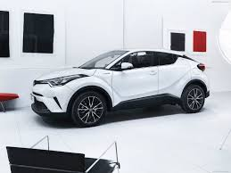toyota line of cars toyota c hr 2017 pictures information u0026 specs