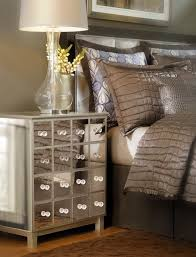 impressive how to make mirrored night stands diy mirror nightstand