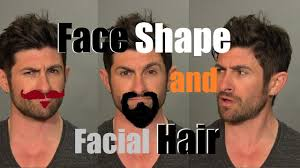 what hair suits a strong chin how to choose best facial hair style based on face shape youtube