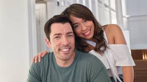 hgtv property brothers property brothers star drew scott and fiancee to showcase wedding