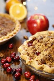 thanksgiving what really happened bourbon pecan u0026 apple cranberry pies u2014 ginger and baker