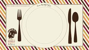 thanksgiving placemat best thanksgiving printables placemats activities decor