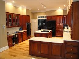 kitchen light gray kitchen cabinets black stainless appliances