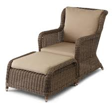 Wingback Wicker Chair Patio Inspiring Resin Wicker Chair Wicker Rocking Chairs For Sale