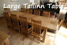 large dining table sets oak dining sets oak dining tables and chairs at affordable prices