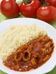 cuisiner les encornets lamelles d encornets à la tomate recette encornet les tomates