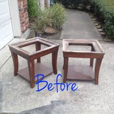 repurposed table top ideas end tables coffee table makeover hometalk