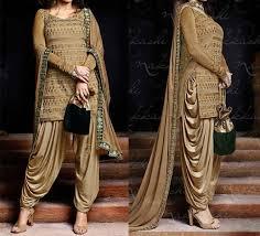 new design new style punjabi dhoti salwar kameez patiala suit designs images