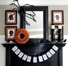 the yellow cape cod busy ladies u0027 holiday decor guide halloween mantle