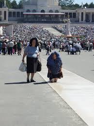 pilgrimage to fatima endurance finishing the fatima pilgrimage fátima portugal