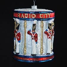 buy 5 5 radio city rockette soldiers ornament in cheap
