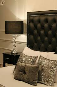 Best  Black Headboard Ideas On Pinterest Black Bedroom Decor - Bedroom ideas for black furniture