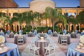 wedding venues in orlando outdoor orlando wedding venues the ritz carlton orlando grande