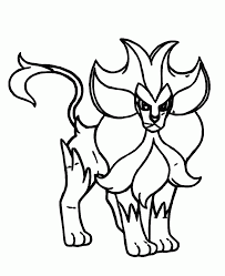 pokemon x and y coloring pages kids coloring
