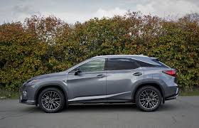 lexus brown 2017 lexus rx 350 f sport road test carcostcanada