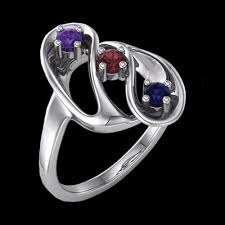 mothers rings images Unique mothers rings custom birthstone jewelry with engravings jpg