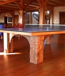 home ping pong table aspenrusticbilliards com custom rustic billiard table and log pool