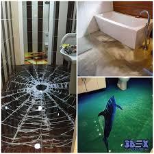 bathroom floor designs all secrets of 3d epoxy flooring and 3d floor designs