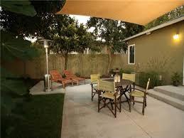 get design ideasconcrete patio decorative small backyard patios