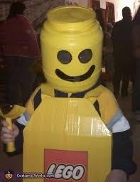 Boys Lego Halloween Costume 35 Reciclaje Images Costumes Newspaper Dress