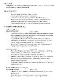cpa resume sr accountant resume general ledger accountant resume exle