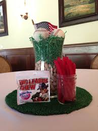 baseball centerpieces baseball party centerpieces party decoration ideas