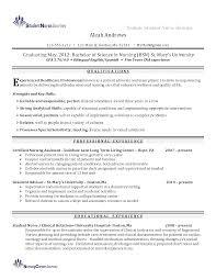 Sample Nursing Resume Objective nursing student resume objective statement staff nurse resume