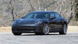 electric porsche panamera 2018 porsche panamera 4 e hybrid review plugging in for performance